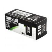 Buttoncell Maxell 319 SR527SW SR64 Pcs. 1