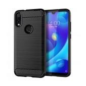 Case TPU Ancus Carbon Series for Xiaomi Redmi 7 Black