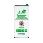 Nano Glass 0.46mm για Samsung SM-G973F Galaxy S10 Full Glue Curved