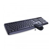 Wired Keyboard and Mouse iMICE AN-100 USB Black