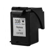 HP Compatible 338 C8765EE Pages:480 Black Deskjet, Officejet, Photosmart, PSC 1600, 1610, 2350, 2355, 2610, 2710, 460C