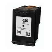Μελάνι HP  Συμβατό 650 XL CZ101AA Pages:790 Black Deskjet Ink Andvantage-1015, 1515, 1516, 2515, 2516, 2545, 2546, 2645
