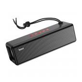 Wireless Speaker Hoco HC3 Bounce TWS Black V5.0 2X5W, 2400mAh, IPX4, Microphone, FM, USB & AUX Port, Micro SD