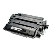 Toner HP CANON Compatible CE255X 724H Page:12500 Black For Laserjet , LaserJet Enterprise, LaserJet Pro MFP, LBP, 3015D, 3015DN, 3015M