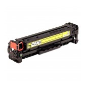Toner HP CANON Compatible CC532A/CE412A/CF382A CRG-718/CRG-118 Pages:2800 Yellow  for Color LaserJet Pro 300, Color LaserJet Pro 400