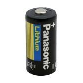Βattery Panasonic Lithium CR123 3V 1550mAh