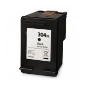 Ink HP Compatible 304XL Pages:300 Black for Deskjet, ENVY, 2620, 2621, 2622, 2623, 2630, 2630, 2632, 2632, 2633, 2634, 3720, 3730