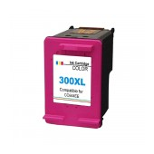Ink HP Compatible 300XL CC644EE Pages:600 Colour for Deskjet, Photosmart, C4610, C4635, C4650, C4670, C4673