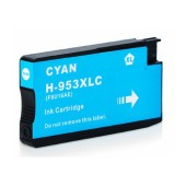 Ink HP Compatible 53XL NEW CHIP V9 L0S70AE Pages:1600 Cyan for Officejet PRO 7720, 7730, 7740, 8210, 8710, 8715, 8720, 8725, 8728, 8730