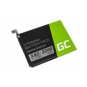 Battery Green Cell BP95 Type Huawei Honor 9 Huawei P10 HB386280ECW 3200mAh 3.8V