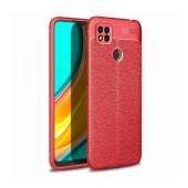 Case Ancus AutoFocus Shock Proof for Xiaomi Redmi 9C Red