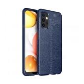 Case Ancus AutoFocus Shock Proof for Samsung SM-A326B Galaxy A32 5G Dark Blue