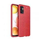 Case Ancus AutoFocus Shock Proof for Samsung SM-A326B Galaxy A32 5G Red