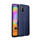 Case Ancus AutoFocus Shock Proof for Samsung SM-A025F Galaxy A02s Dark Blue