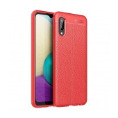Case Ancus AutoFocus Shock Proof for Samsung SM-A025F Galaxy A02s Red