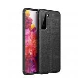 Case Ancus AutoFocus Shock Proof for Samsung SM-G990F Galaxy S21 / SM-G991B Galaxy S21 5G Black
