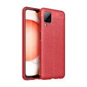 Case Ancus AutoFocus Shock Proof for Samsung SM-A125F Galaxy A12 Red