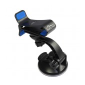 Car and Office Mount Media-Tech MT5505 S-Phone Black for Horizontal Hold