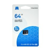 Flash Memory Card MiWorks MicroSDXC 64GB Class 10 UHS-I U3