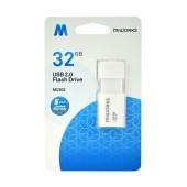 Flash Drive MiWorks MU202 32GB USB 2.0 White