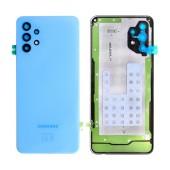 Battery Cover Samsung SM-A326 Galaxy A32 5G Blue Original GH82-25080C