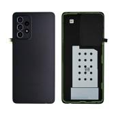 Battery Cover Samsung SM-A526 Galaxy A52 5G Black Original GH82-25225A