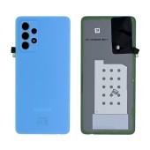 Battery Cover Samsung SM-A526 Galaxy A52 5G Blue Original GH82-25225B