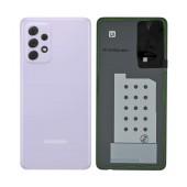 Battery Cover Samsung SM-A526 Galaxy A52 5G Purple Original GH82-25225C