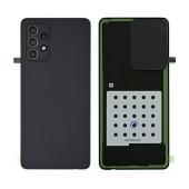 Battery Cover Samsung SM-725 Galaxy A72 Black Original GH82-25448A