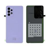 Battery Cover Samsung SM-A725 Galaxy A72 Purple Original GH82-25448C