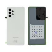 Battery Cover Samsung SM-A725 Galaxy A72 White Original GH82-25448D