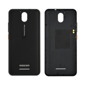 Battery Cover Maxcom MS515 with Side Keys and NFC Antenna Black