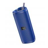 Wireless Speaker Hoco HC4 Bella TWS Blue V5.0 2X5W, IPX4, Microphone, FM, USB & AUX Port, Micro SD
