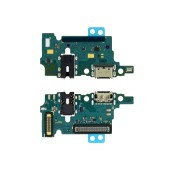 Plugin Connector Samsung SM-M515F Galaxy M51 With Microphone and Jack Connector Original GH96-13765A