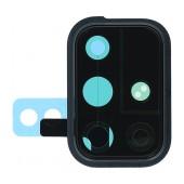 Camera Ring Cover Samsung SM-A715F Galaxy A71 Black Original GH98-44763A
