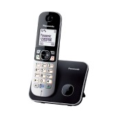 Dect/Gap Panasonic KX-TG6851JTB with Large White LCD and Speaker Phone