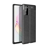 Case Ancus AutoFocus Shock Proof for Samsung SM-N980F Galaxy Note20 / SM-N981B Galaxy Note20 5G Black