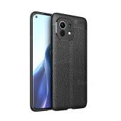 Case Ancus AutoFocus Shock Proof for Xiaomi Mi 11 Black