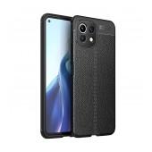 Case Ancus AutoFocus Shock Proof for Xiaomi Mi 11 Lite/Mi 11 Lite 5G Black