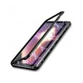 Case Ancus 360 Full Cover Magnetic Metal for Xiaomi Poco F3 Black