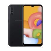 Samsung SM-A015G Galaxy A01 Dual Sim 5.3'' 4G 2GB/16GB Black NON EU