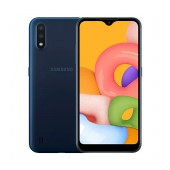 Samsung SM-A015G Galaxy A01 Dual Sim 5.3'' 4G 2GB/16GB Blue NON EU