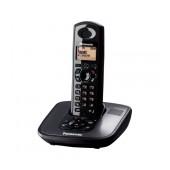 Refurbished (Exhibition) Dect/Gap Panasonic KX-TG6481GRT Black witn Answering Machine and Speakerphone