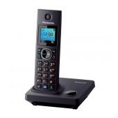 Refurbished (Exhibition) Dect/Gap Panasonic KX-TG7851GRB Black with Speakerphone
