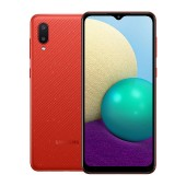 Samsung SM-A022F/DS Galaxy A02 Dual Sim 6.5'' 3GB/64GB  Red NON EU