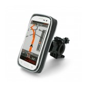 Bicycle Mount with Waterproof Case moto eXtreme for Smartphone up to 6