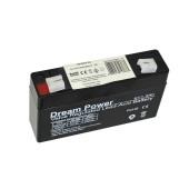 Battery for UPS AGM Dream Power (6V 1.3 Ah)