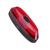 Media-Tech MT2200 Bicycle Flashlight with Rear Red LED Light, IP53