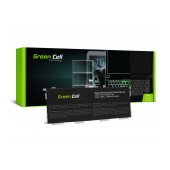 Battery Green Cell TAB40 Type EB-BT530FBC EB-BT530FBU  for Samsung Galaxy Tab 4 10.1 T530/T535/T537 3.8V 6800mAh