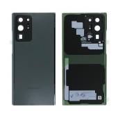 Battery Cover Samsung N986 Galaxy Note 20 Ultra 5G Black GH82-23281A